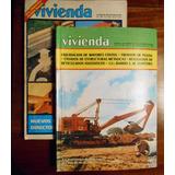 2 Revistas Vivienda Arquitectura Estructuras Construccion