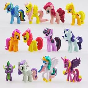 My Little Pony (kit Com 12 Peças) Pronta Entrega