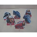 Display Festa Carros Disney De Mesa,decoração Infantil,mdf