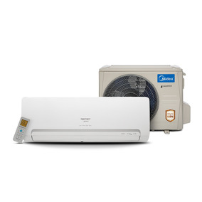Ar Condicionado Split Inverter Hi Wall Springer Midea 12.000