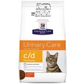 Hill´s C/d Feline Urinary Care 3.8kg Pet Brunch