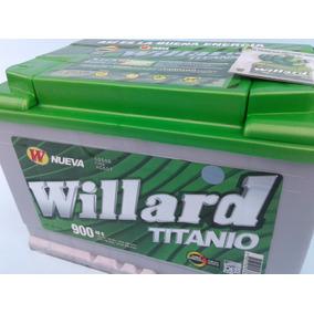 Batería Willard Titanio 900 - Mazda 3 Mazda 6 Full Equipo