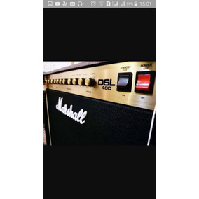 Amplificador Marshall Dsl 40c Frete Grátis