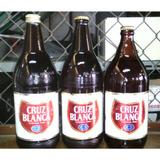 Cerveza Antigua Fina Cruz Blanca Caguama