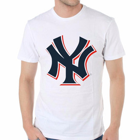 Remera New York Yankees Beisbol Deporte Yanks Bronx Bombers