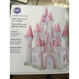 Vendo Set Para Torta De Castillo-princesa Marca Wilton