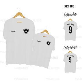Vetores Time Botafogo - Camisetas e Blusas no Mercado Livre Brasil c93c4248f07d1