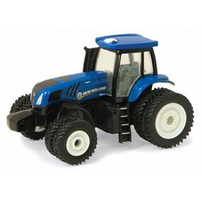 Miniatura Trator Ertl 1:64 - New Holland Agriculture T8.420