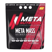 Proteinas Meta Nutrition Meta Mass 12 Lbs Sabor Vainilla