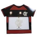 Porta Retrato Camisa Futebol Foto 10x15cm - Flamengo