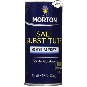 Sustituto De Sal Morton, Diet 3.12oz 6pack