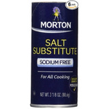 Sustituto De Sal Morton, Diet 3.12oz 6pack