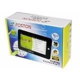 Tablet Foston Fs-m786 N Caixa C/nf Novo Manual Brasilero