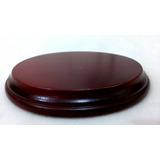 Suporte De Madeira Esmaltado 10cm