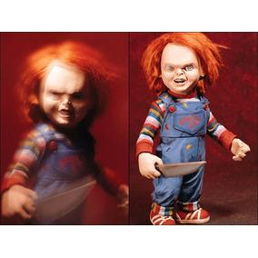 Chucky Brinquedo Assassino 2 Movie Maniacs Mc Farlane Vf5e