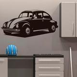Bondai Vinilo Decorativos Deporte Auto Antiguo Escarabajo Wv