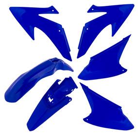 Kit Plástico Crf 230 Azul 2008/14