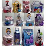 60 Caixas Enfeite P/festa Alice No Pais Das Maravilhas (014)