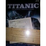 Fasciculo Titanic Editora Salvat 39