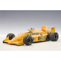 Fórmula 1 Lotus Honda 99t S. Nakajima Auto A Escala