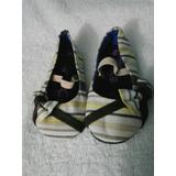 Zapatillas Tipo Toreritas Nueva Talla 20 Sin Uso Alguno