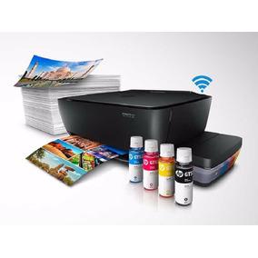 Impresora Hp Gt 5820 Sistema Continuo Original Escaner Wifi