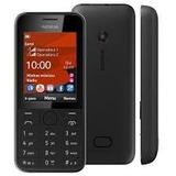 Celular Desbloqueado Nokia 208 Semi-novo Dual Chip