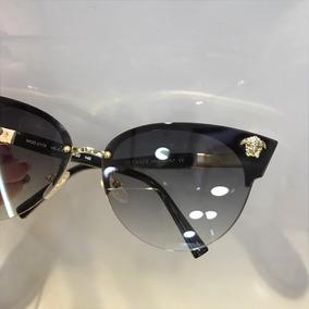 Oculos Versace Preto Com Swarovski De Sol - Óculos no Mercado Livre ... 920cfa942d