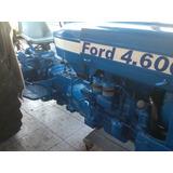 Trator Ford 4600 Reformado C/ Roçadeira E Pneus Seminovos