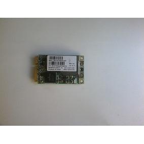 Tarjeta De Red Wifi Hp Tx1000