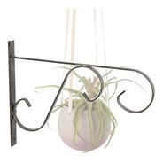 Suporte Gancho Mão Francesa Vasos Flores Gastrobel Rustico