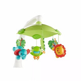Proyector Movil Fisher Price Proyector Cuna Luces Niños Luz