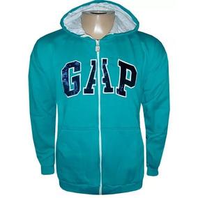 284ef67119 Blusa De Frio Gap Com Ziper Masculino - Moletom no Mercado Livre Brasil