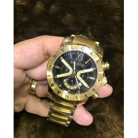 Frete Gratis O Homem Dos - Relógio Bvlgari Masculino no Mercado ... af324b6fc3