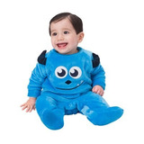 Mameluco Bebé Monsters Inc Original Infantil Mod 7353