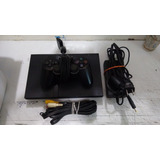 Play Station 2 Slim Modelo 79010,funcionando Perfectamente