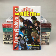 Manga My Hero Academia Ultra Archive
