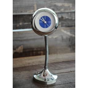 Relógio De Mesa Eye 10x10x40cm Ego