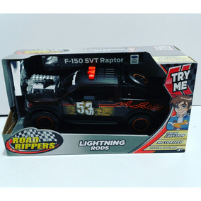 Carros De Musica Luces Y Movimientos Original Road Rippers