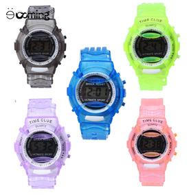 6b4252ffd05 Relógio Casio Chr 100 - Relógio Infantil no Mercado Livre Brasil