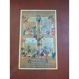 Afiche Publicitario Retro Vintage - Underground