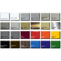 Panel De Aluminio Compuesto Tipo Alucobond Diversas Marcas