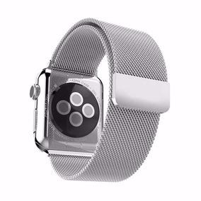 Correa Loop Milanessa Apple Watch 42mm Acero Inoxidable