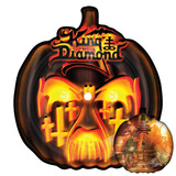 King Diamond Halloween 2tr Shaped 7 Single Germany 2017