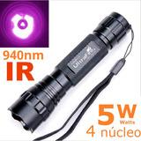 Lanterna Infravermelha 940nm De 5w Spynet Spygear Eyeclop