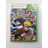 Naruto Storm 2 Xbox 360 Seminuevo En Igamers