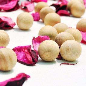 Bolas De Cedro Anti Fungo Mofo Traça Bolor 3 Pacotes