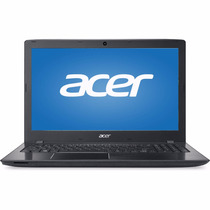 Notebook Acer 2,5ghz 15.6 8gb 256gb Ssd Windows10 E5-57553ej