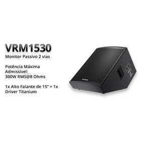 Caixa Retorno Monitor Attack Passiva Vrm1530 300w Vrm 1530