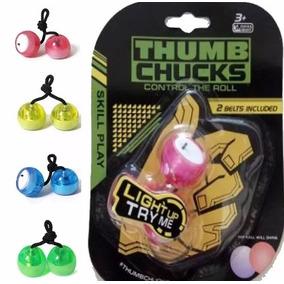 Thumb Chucks Led Brinquedo Promoção!!!